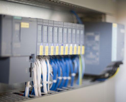 Automatisierung Siemens ET200SP