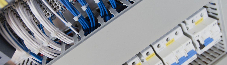Schaltschrank Siemens ET200 SP