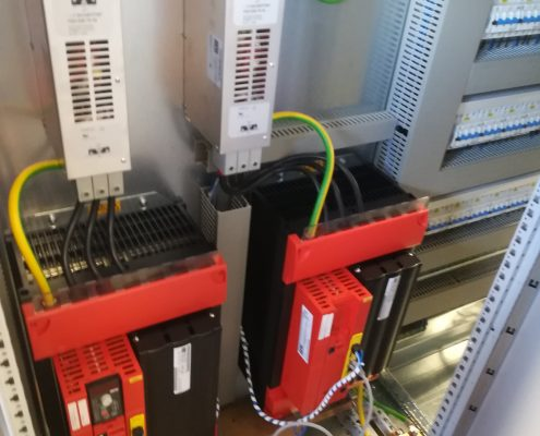 Schaltschrank SEW Frequenzumrichter