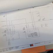 Schaltplan Kühlstelle