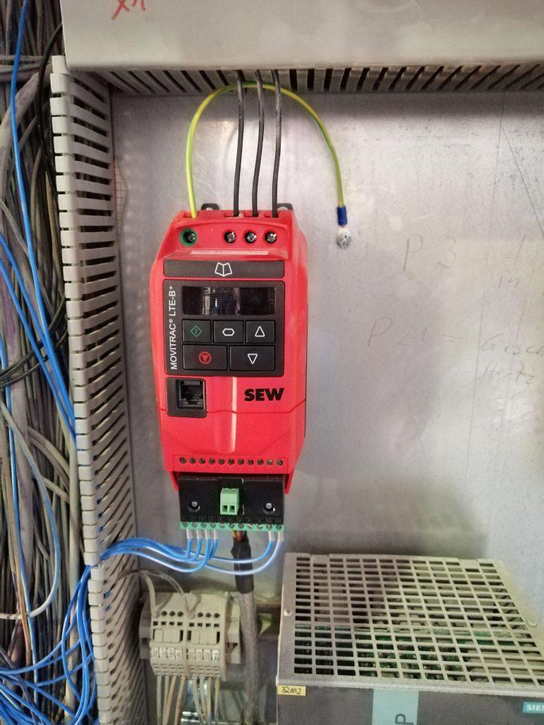 Frequenzumrichter SEW