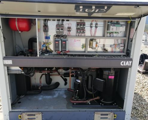 Kaltwassersatz CIAT